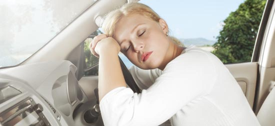 """New Study Finds the Dangers of """"Drowsy Driving"""""""