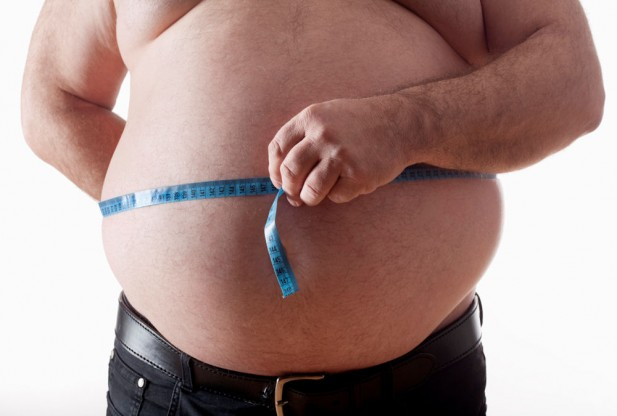 The U.S. Tops the List of Obese Nations in New Study