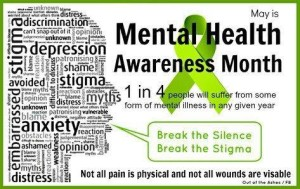 Mental Health Awareness Month Stop The Stigma Invite Health Blog