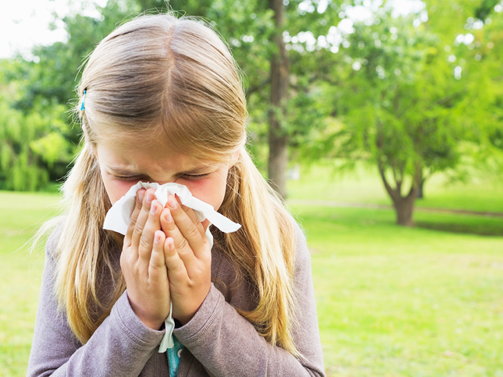 Could Children with Allergies Have An Increased Risk of Heart Disease?