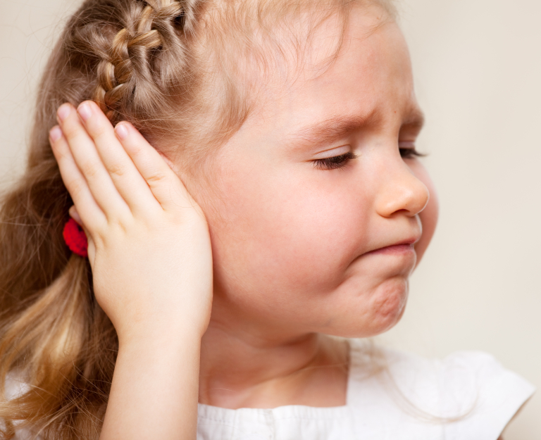 Could Vitamin D Help Reduce Ear Infections in Children?