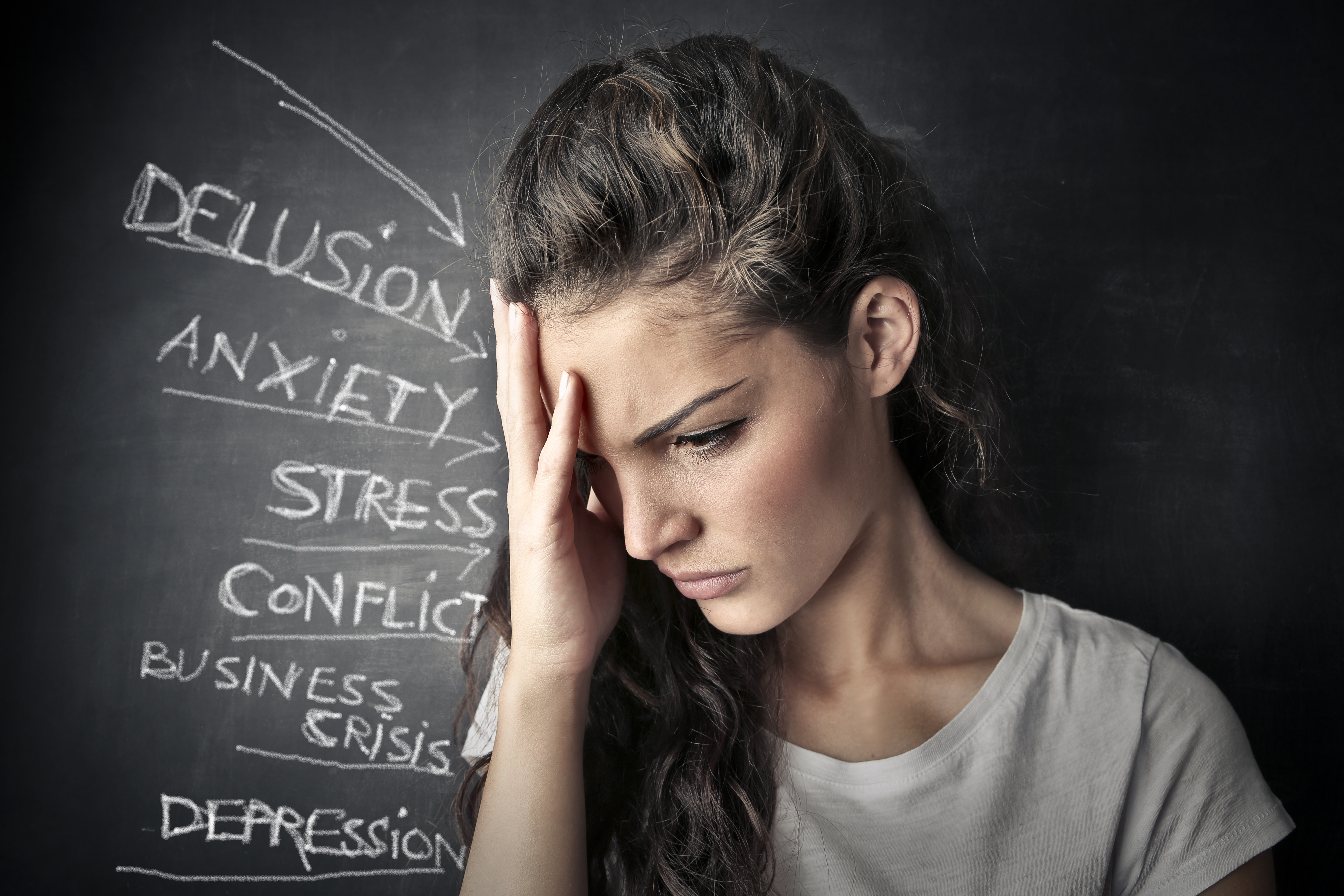 Health Spotlight: Natural Anxiety Relief