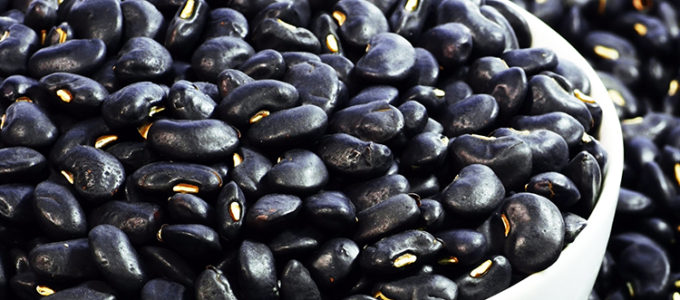 black-pigmented foods