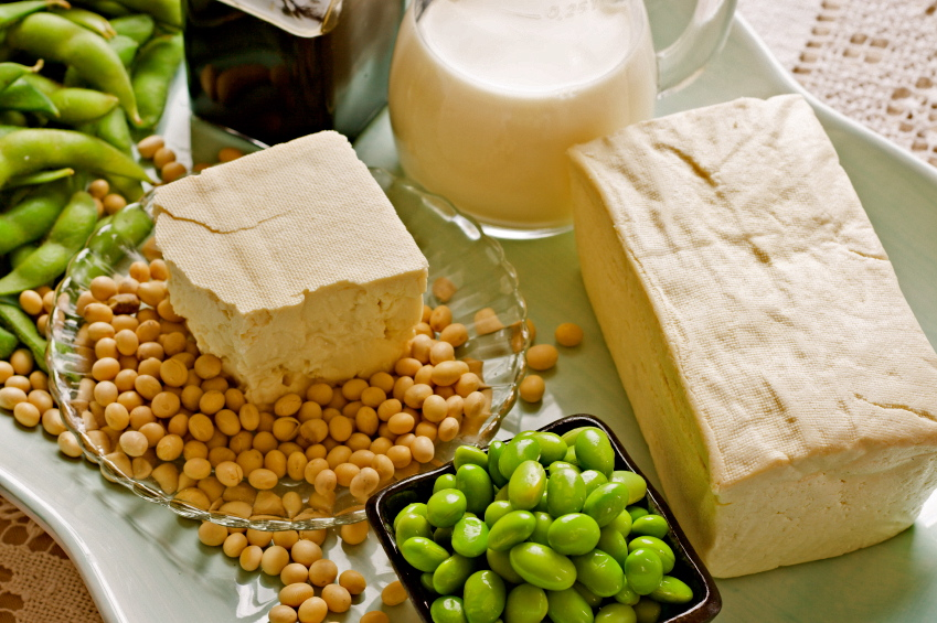 The Health Benefits of Soy and Soy Protein By Amanda Williams, MPH