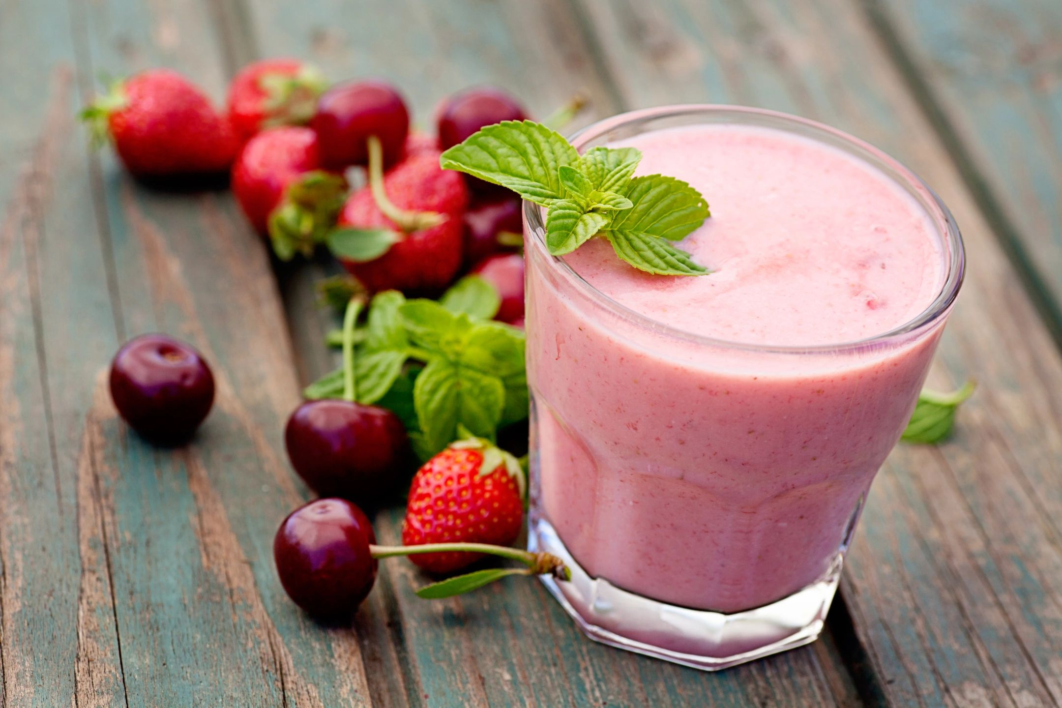 Healthy Recipe: InVite®'s Chocolate Raspberry Shake