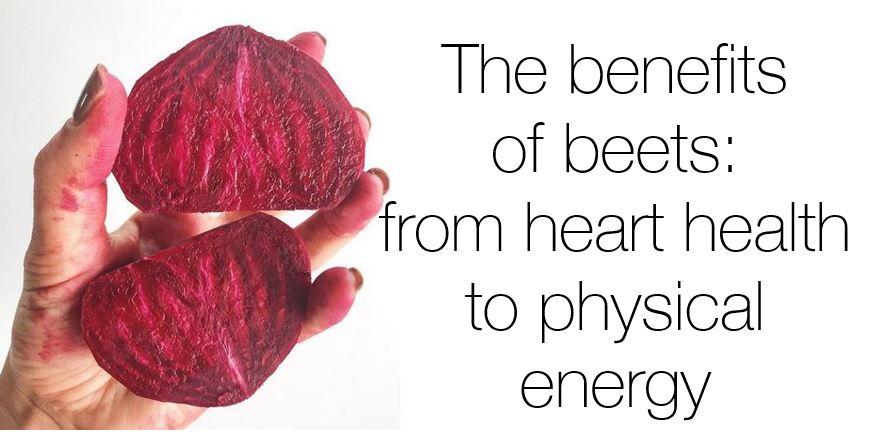 Superfood Spotlight: Benefits of Beetroot