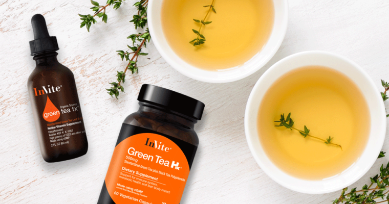 Green Tea Tx®: Organic, Kosher, Decaffeinated & Convenient