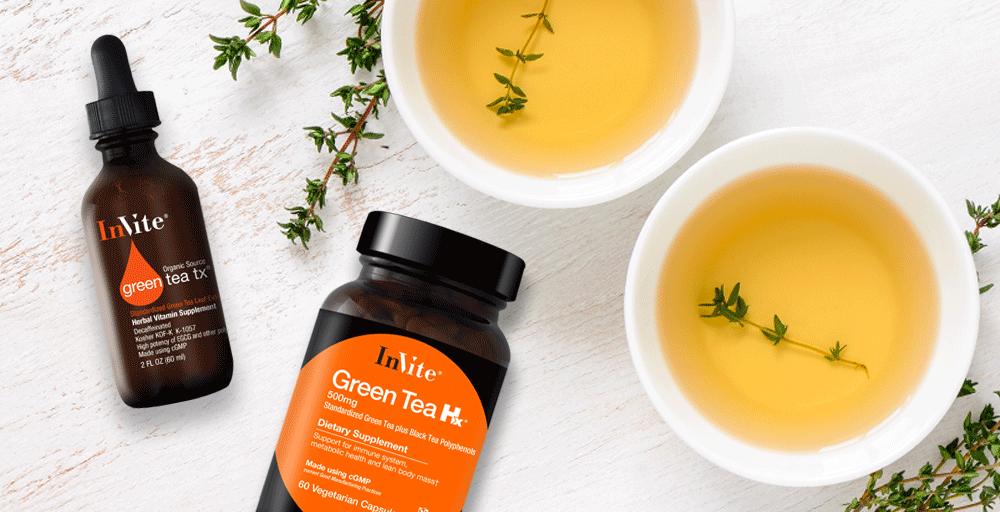Green Tea Tx®: Organic, Kosher, Decaffeinated & Convenient