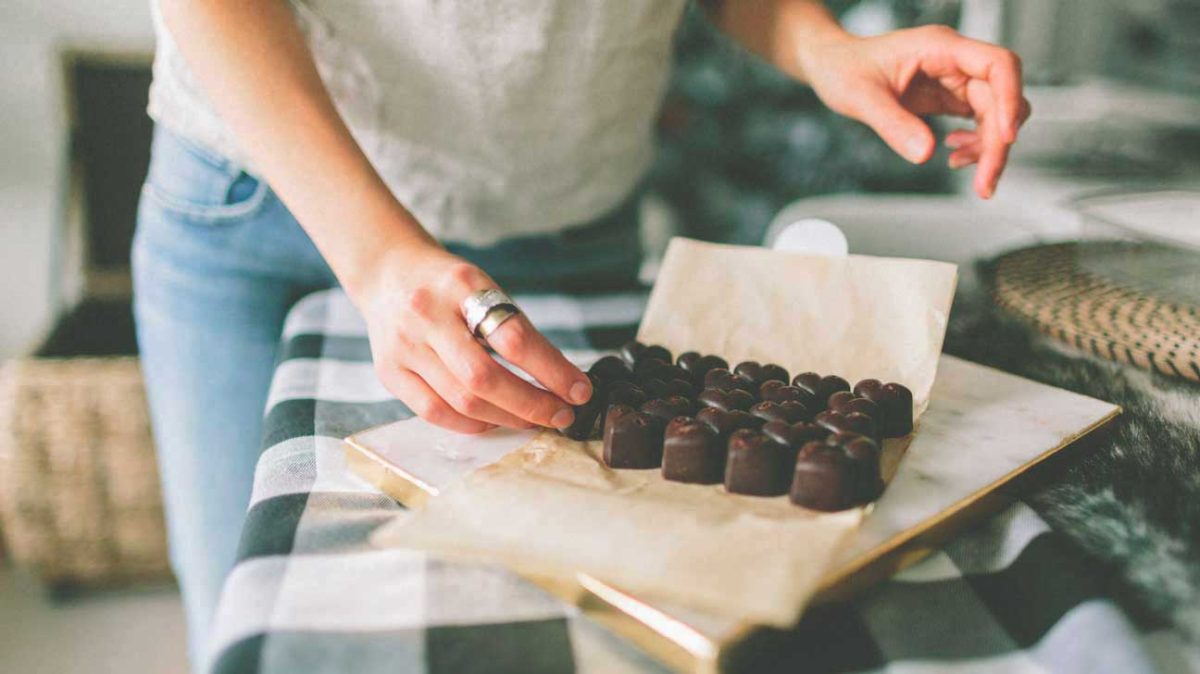 New Study: Dark Chocolate Reduces Stress & Inflammation
